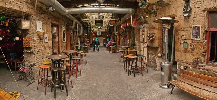 Budnews Szimpla Kert Among The Best Bars Of The World